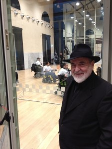 Pistoletto a Performing Different