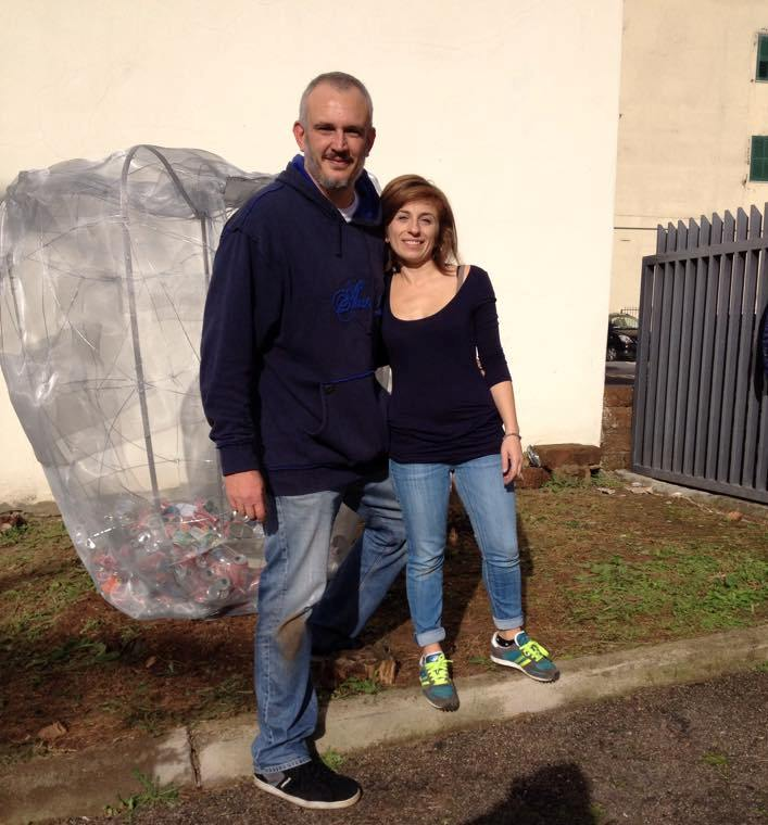 Soddisfatti, Stefania Crobe e Francesco Saverio Teruzzi