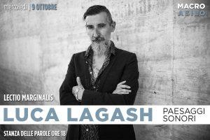 Lectio Marginalis Luca Lagash